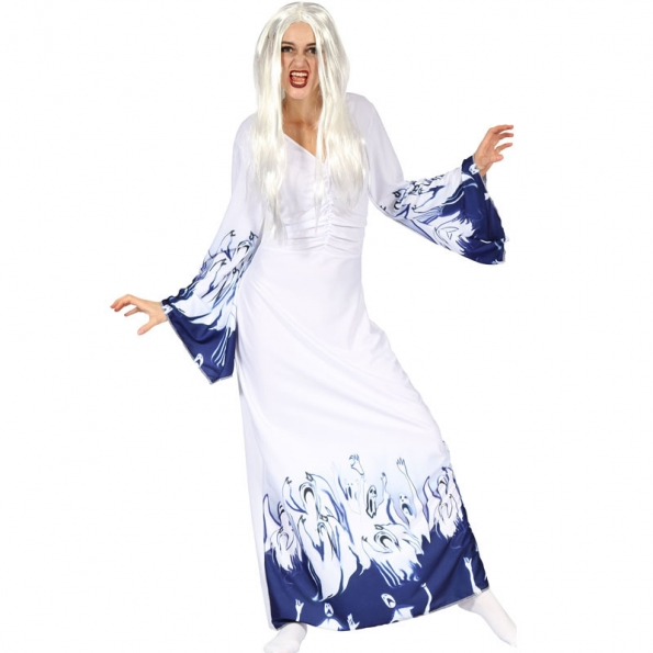 Ghost Costume Witch Dress