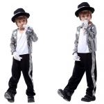 Celebrity Halloween Costumes Mike Jackson Kids