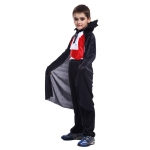 Boys Vampire Costume Noble Suit