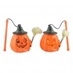 Halloween Supplies Broom Lantern