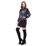 Women Halloween Costumes Spider Web Clothes