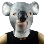 Halloween Mask Latex Funny Headgear