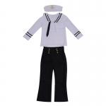 Navy Sailor Uniform Girl Costume
