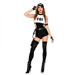 Sexy Halloween Costumes Jazz Suit