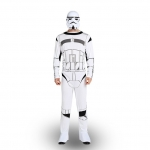 Star Wars Costumes Set White Style Cosplay