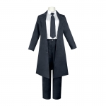 Anime Costumes Chainsaw Man Makima Suit