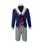 Anime Costumes SK∞ Chinen Miya Cosplay Suit