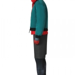 Spiderman Costume Miles Morales Coat