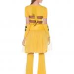 Women Halloween Costumes Yellow Pikachu