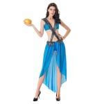 Sexy Halloween Costumes Athena Goddess Dress