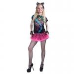 Women Halloween Costumes Wine Girl Skirt