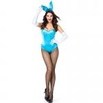 Sexy Halloween Costumes Bra Bunny Suit