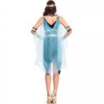 Egyptian Costume Greek Goddess Dress