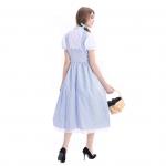 Plus Size Halloween Costumes Maid Dress