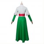 Women Halloween Costumes Moana Princess Mira Dress