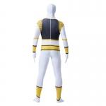 Superhero Costumes Dinosaur Team Yellow Warrior