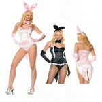 Playboy Bunny Outfits Sexy Girl Dress