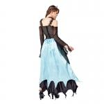 Halloween Costumes Vampire Evil Queen Witch Dress