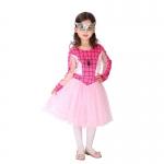 Spiderman Costume Kids Pink Dress