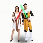 Star Wars Costumes Set Couple outfit