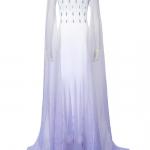 Frozen 2 Costumes Elsa Yarn Skirt Cosplay - Customized