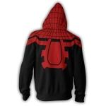 Superhero Costumes Scarlet Spider 3D Printing