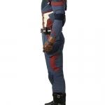 Captain America Costumes Avengers 4: Endgame Steve