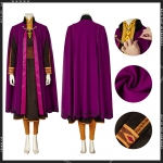 Frozen 2 Costumes Anna Classic Cosplay - Customized