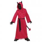 Scary Halloween Costumes Kid Devil