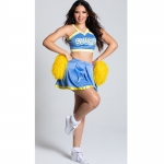 Cheerleader Costumes for Women Group Aerobics