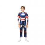 Patriot Iron Man Kids Costume