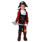 Pirates of the Caribbean Costumes Kids Noble Kit