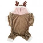Dog Halloween Costumes Elk Pet Clothes