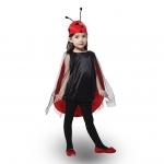 Animal Costumes for Kids Ladybug Cosplay