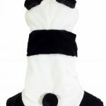 Pet Halloween Costumes Panda Shape