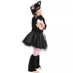 Black Cat Animal Costume