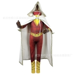 Movie Character Costumes Shazam! Cosplay