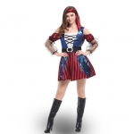 Captain Hook Costume Store Mrs. Pirate Cosplay