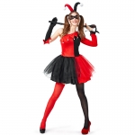 Harley Quinn Costumes Classic Cosplay Clothes