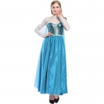Frozen 2 Costumes Ice Elsa Princess Dress