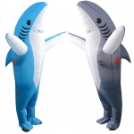 Inflatable Costumes Shark Doll