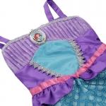 Mermaid Ariel Sing Princess  Girl Costume