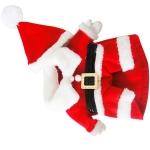 Pet Costumes Santa Claus 3D Kit