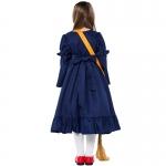 Girls Little Witch Kiki Parent-child Costume