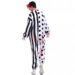 Bloody Men Halloween Costumes Clown Killing Maniac Clothes
