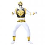 Power Rangers Halloween Costume Yellow Warrior