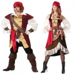 Couples Halloween Costumes Pirates Of The Caribbean