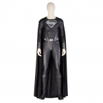 Superman Costome Black Style Cosplay - Customized