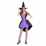 Witch Costume Dovetail Dress