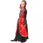 Girls Vampire Costume Elegant Princess
